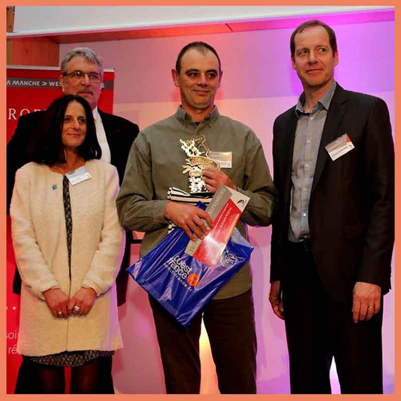 Trophée des entrepreneurs - Lesaumonier, saumon fumé arisanal