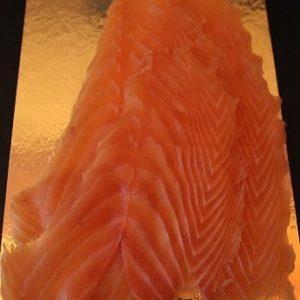 4 tranches de saumon