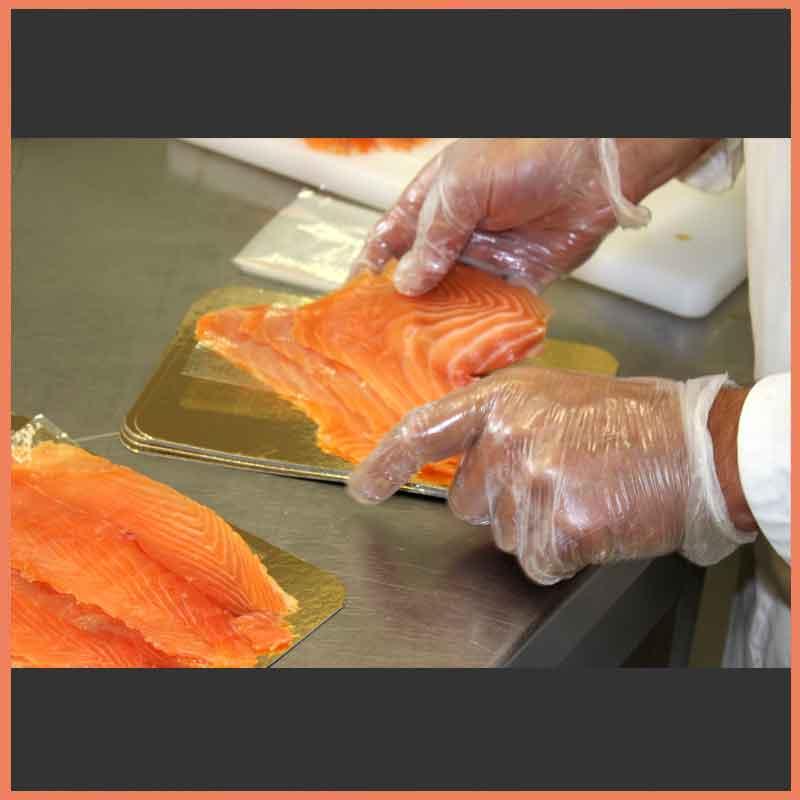 Comment choisir son saumon fumé