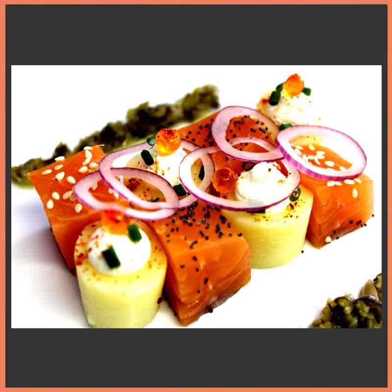 conseil de dégustation du saumon fumé
