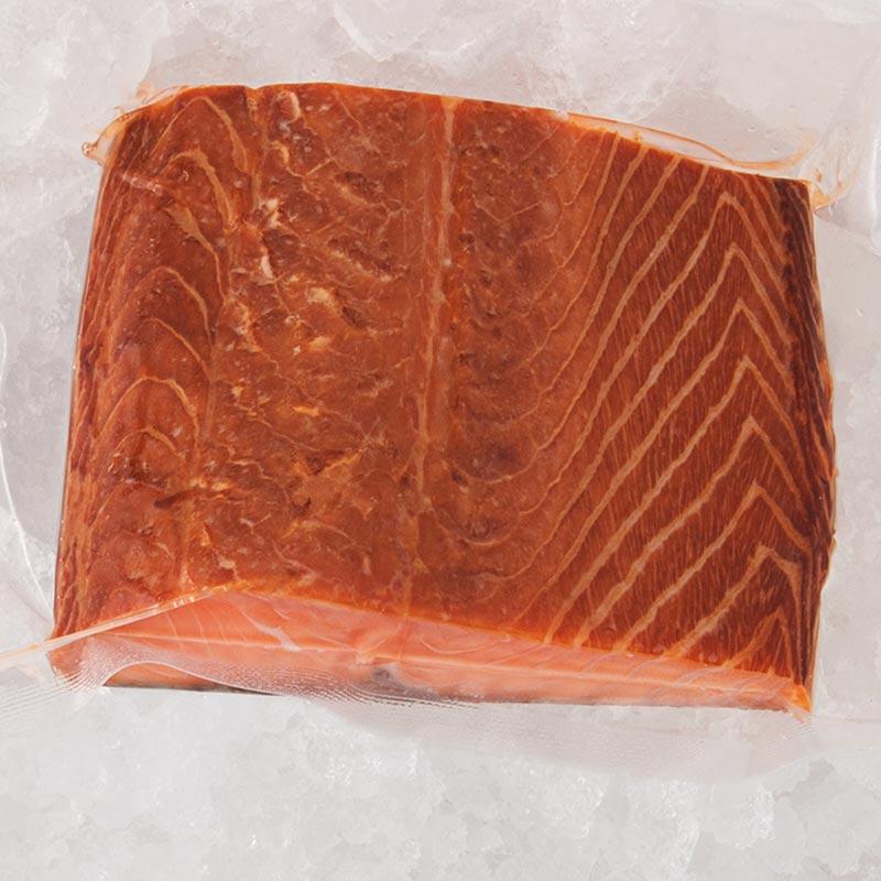 Baron de saumon flaky