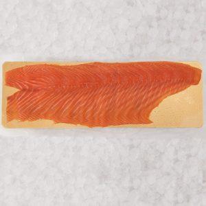 15 Tranches de saumon fumé élevé en mer à Cherbourg