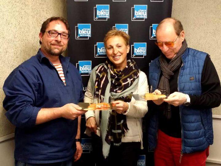 France Bleu Normandie : Le Saumonier Bayeux – On cuisine ensemble